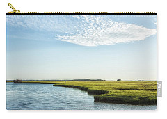 Carry-all Pouch featuring the photograph Assateague Island by Belinda Greb