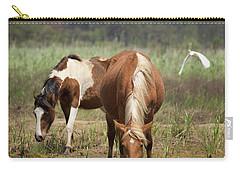 Assateague Pony Pair Carry-all Pouch
