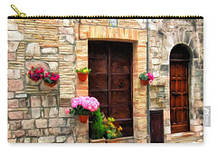 Assisi Doorways Carry-all Pouch