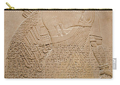 Assyrian Guardian Carry-all Pouch