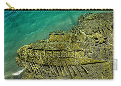 Assyrian Warship Carry-all Pouch