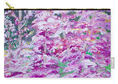Astilbes Carry-all Pouch