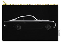 Aston Martin Db5 - Side View Carry-all Pouch