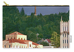 Astoria Oregon Carry-all Pouch by Methune Hively