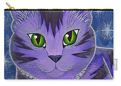 Astra Celestial Moon Cat Carry-all Pouch