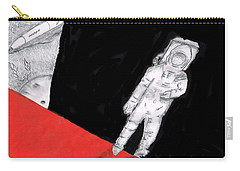 Astronaut X37b Carry-all Pouch
