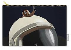 Astronaut's Helmet Carry-all Pouch