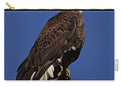 At Attention Carry-all Pouch