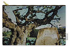 At Benten Do Temple Carry-all Pouch