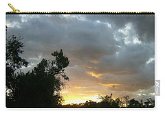 At Daybreak Carry-all Pouch by Skyler Tipton