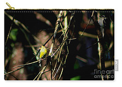 Carry-all Pouch featuring the photograph At Days End by Barbara S Nickerson