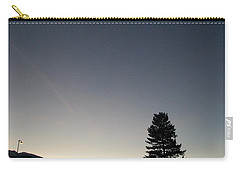 Carry-all Pouch featuring the photograph At Dusk by Jewel Hengen