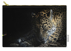 Carry-all Pouch featuring the photograph At Ease by Maggy Marsh