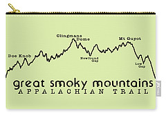 At Elevation Profile Gsm Carry-all Pouch by Heather Applegate