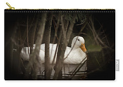 At Home In The Creek Carry-all Pouch