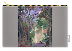 At Jourey's End Plein Air Carry-all Pouch