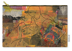 At Loose Ends Carry-all Pouch
