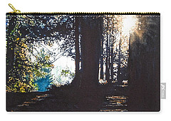 At Sunset Carry-all Pouch
