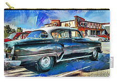 At The Drive-in Carry-all Pouch