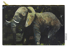 At The Edge Of The Forest Carry-all Pouch