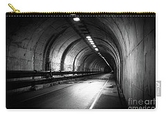 At The End Of The Tunnel Carry-all Pouch