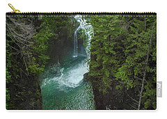 Wonderful Waterfall Carry-all Pouch