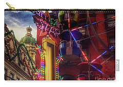 At The Feast Of San Gennaro - Colors Of Joy Carry-all Pouch