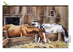 At The Feed Bank Carry-all Pouch