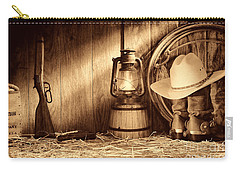 At The Old Ranch Carry-all Pouch