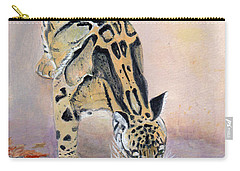At The Waterhole - Painting Carry-all Pouch