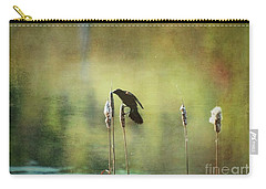 At This Moment Carry-all Pouch by Aimelle