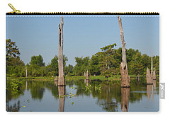 Atchafalaya Basin 19 Carry-all Pouch