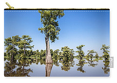 Atchafalaya Cypress Tree Carry-all Pouch