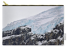 Athabasca Glacier No. 80-1 Carry-all Pouch