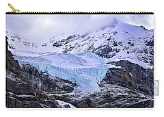 Athabasca Glacier No. 9-1 Carry-all Pouch
