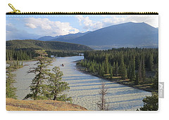 Athabasca River - Jasper Carry-all Pouch