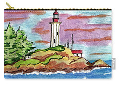 Atkinson Point Lighthouse Carry-all Pouch