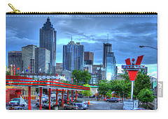 Atlanta Landmark The Varsity Art Carry-all Pouch