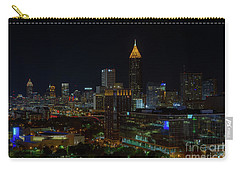 Atlanta Nights Carry-all Pouch