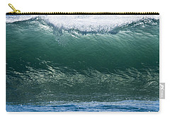 Atlantic Curl Carry-all Pouch