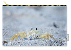 Atlantic Ghost Crab Carry-all Pouch