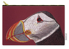 Atlantic Puffin Profile Carry-all Pouch