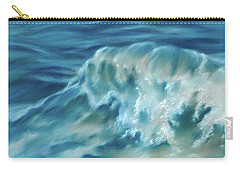 Atlantic Wave Carry-all Pouch