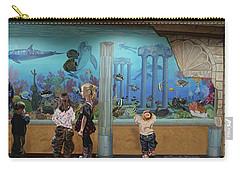 Atlantis Aquarium Towel Version Carry-all Pouch