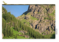 Carry-all Pouch featuring the photograph Atlas Mine by Steve Stuller