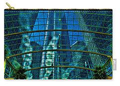 Atrium Gm Building Detroit Carry-all Pouch