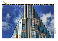 Carry-all Pouch featuring the photograph Att Nashville by Stephen Stookey