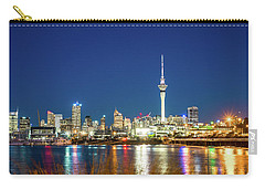 Auckland At Dusk Carry-all Pouch