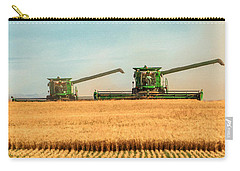 Augers Out Carry-all Pouch