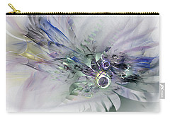 August Silk - Fractal Art Carry-all Pouch